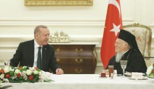 Azınlık temsilcilerinden Cumhurbaşkanı Erdoğan'a teşekkür