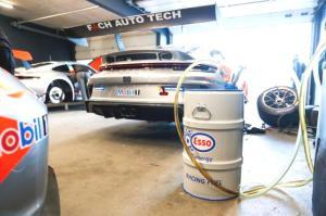 ExxonMobil ve Porsche'den çevreci yakıt için iş birliği