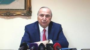 İbrahim Özdemir, Galatasaray başkan adayı oldu