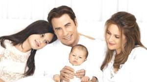 John Travolta kaybettiği eşinin Anneler Günü'nü kutladı