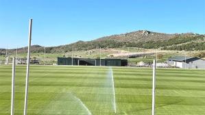 Kayseri Yüksek İrtifa Kamp Merkezi futbol takımlarının yeni adresi