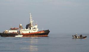Lampedusa Adası'na son 18 saatte 1400'ü aşkın sığınmacı ulaştı