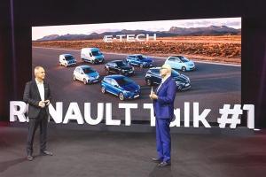 'Nouvelle Vague' Renault tutkularını yeniden şekillendiriyor