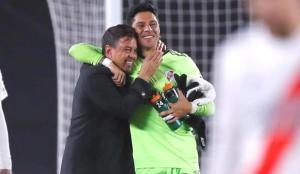 River Plate'in mucize gecesi! Kalecisiz kazandılar