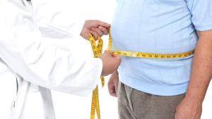 Salgın sebebiyle hastaneye yatanların yarısı obezite hastası
