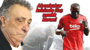 Son Dakika Beşiktaş Haberi: Aboubakar'dan Beşiktaş'ı şoke eden talep! Yönetim kritik kararı verdi, ayrılık…