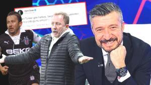 Son dakika – Ünlü şarkıcıdan Tümer Metin göndermesi! 'Sergen Yalçın'ın heykeli dikilsin'