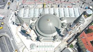 Taksim Camisi bugün açılıyor! Dünyada sayılı…