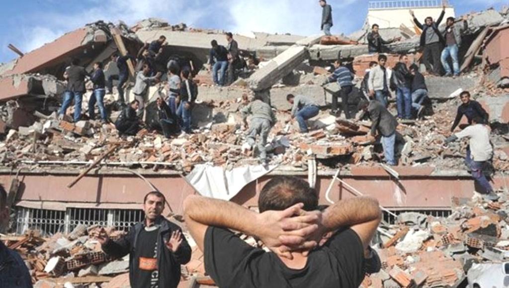 24 Taksitle Ödeyecekler! Van Depreminde Ölen 10 Can İçin 46 Bin 800'er TL Ceza