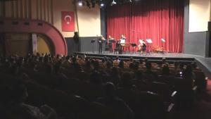 """Adana'da """"Yaza Merhaba"""" konserleri devam ediyor"""