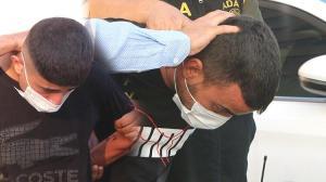 Adana'daki seri gaspçılar yakalandı!