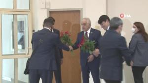 Başkent'te Azerbaycan Evi açıldı