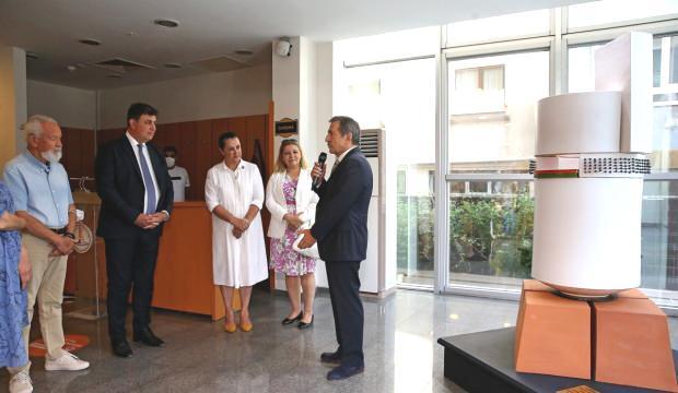 CHP'li belediyelerden ortaklaşa heykel açılışı: Ülkemizin ihtiyacı var