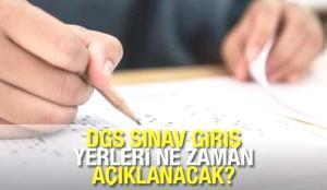 DGS sınav yerleri ne zaman açıklanacak? ÖSYM 2021 DGS sınav giriş belgesi için tarihi belirledi!