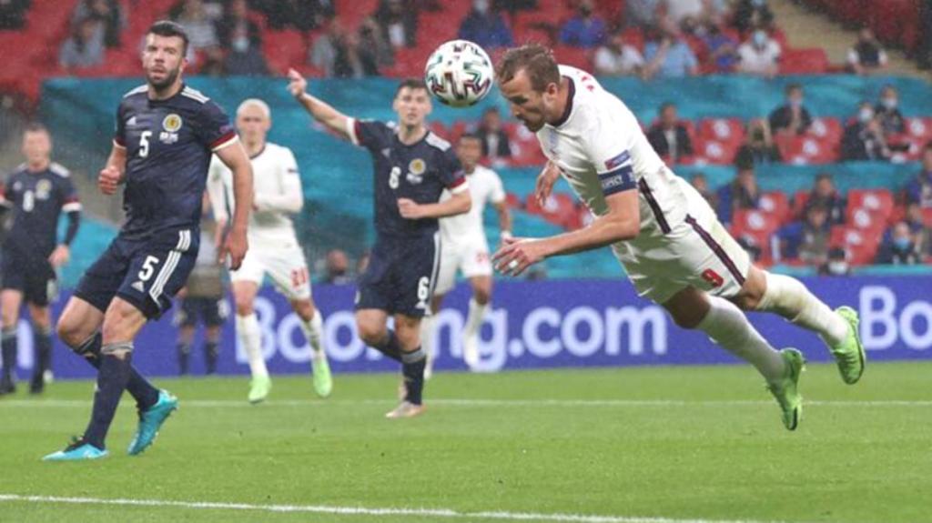 EURO 2020 D Grubu'nda İngiltere ile İskoçya 0-0 berabere kaldı