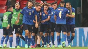 EURO 2020 Son 16 Turu'nda Avusturya'yı 2-1 yenen İtalya, çeyrek finale yükseldi