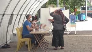 Gaziantep'te günlük 35 bin kişi aşılanıyor