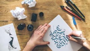 Harflere ruh veren sanat: Kaligrafi