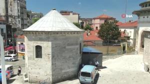 İBB'den Taksim Maksemi'nin duvarına jeneratör