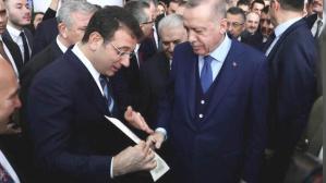 İmamoğlu'ndan icraatlarını eleştiren Cumhurbaşkanı Erdoğan'a videolu yanıt: Söz uçar icraat kalır