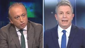İtalya-Türkiye maçını anlatan Erdoğan Arıkan ve Levent Özçelik'e tepki yağdı