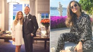 Jet kazasında yaşamını yitiren Mina Başaran'ın nişanlısı Murat Gezer, Nazlı Çarmıklı ile evlendi