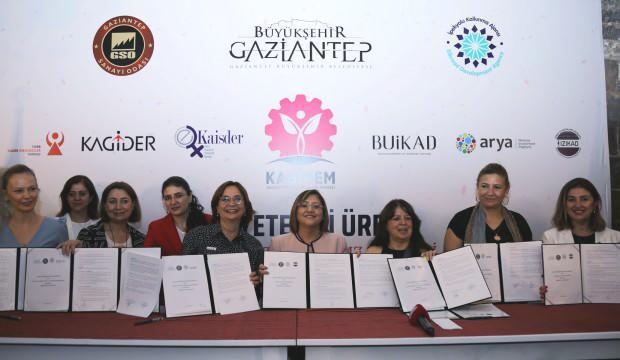 Kadın iş dünyasından KAGİDEM'e tam destek