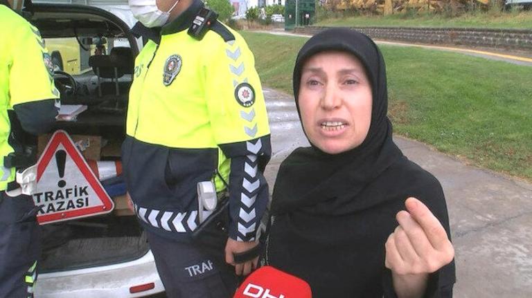 Maske Takmama Cezası Yiyen Kadın: '1,5 Yıldır Yetti Artık, Maskenin Koruyuculuğuna Dair Kanıt İstiyorum'