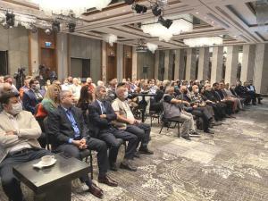 """MESAM üyelerinden oluşan """"Değişim ve Reform Grubu"""" aday tanıtım toplantısı gerçekleştirdi"""