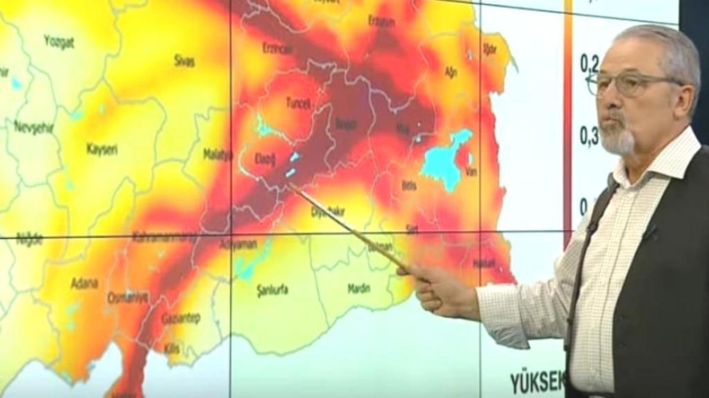 Prof. Naci Görür'den korkutan Bingöl depremi değerlendirmesi: Büyük bir deprem bekliyoruz, sıkıntılı bölge