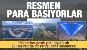 """Resmen para basıyorlar! """"Hiç birine gerek yok"""" demişlerdi! Kanal İstanbul gerçekleri…"""