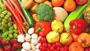 Sebze ve meyvelerin rengi, besin içeriğini gösteriyor