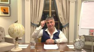 Sedat Peker: 'Çiftlik Bank'ın Kurucusu Mehmet Aydın Belarus'ta'
