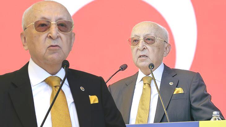 Son dakika – Fenerbahçe'de kongreye Vefa Küçük damgası! Herkesi güldürdü