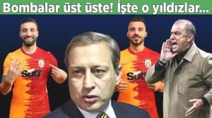 Son dakika haberi – Galatasaray'da Burak Elmas başkan oldu, transfer bombaları üst üste! Yıldız yağmuru