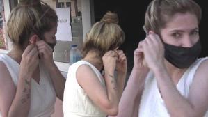 Son dakika… Sınav öncesi piercing krizi! Çıkarmak için her şeyi denedi