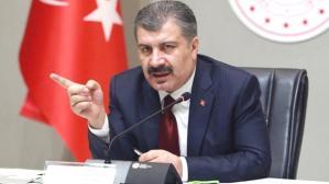 Son Dakika: Türkiye'de 20 Haziran günü koronavirüs nedeniyle 63 kişi vefat etti, 5 bin 91 yeni vaka tespit edildi