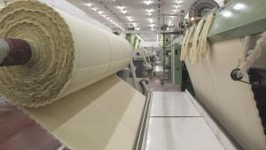 Teknik tekstilde kullanılan dokunmamış kumaşın yüzde 95'i Gaziantep'ten