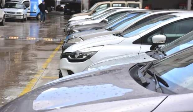 Trafiğe mayıs ayında 76 bin 877 aracın kaydı yapıldı