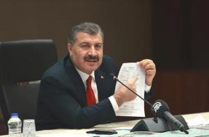 Türkiye, 14-20 Haziran'da Kovid-19 aşılama hızında en yüksek performansı gösteren ülke oldu