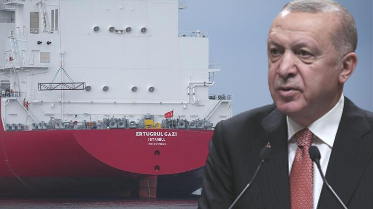 Türkiye'de ilk olacak! Ertuğrul Gazi hazır, bugün devreye alınıyor…