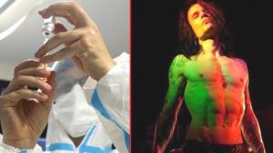 Yine AstraZeneca! 2 hafta önce aşı yaptıran İngiliz rock yıldızı Zion'un ölümü ülkeyi karıştırdı