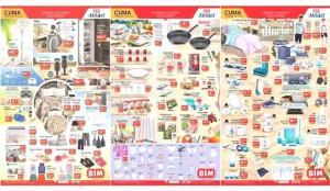 16 Temmuz BİM Aktüel Ürünler Kataloğu! Bu Cuma züccaciye, elektronik, mobilya, ev tekstili..