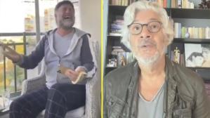 Behzat Uygur, İzzet Yıldızhan'dan borç istediği uyarlama videosuyla kırdı geçirdi