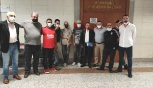 Beşiktaş taraftar grubu Çarşı davasında Yargıtay'ın bozma ilamına uyuldu