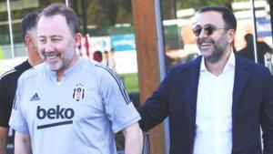 Beşiktaş'tan taraftarına müjde! Asbaşkan Emre Kocadağ, dünyaca ünlü yıldız Godin'i resmen duyurdu