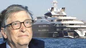 Bill Gates'in Bodrum tatili! Ödediği hesap dudak uçuklattı