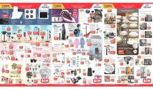 BİM 2 Temmuz Aktüel Ürünler Kataloğu! Drone, züccaciye, elektronik, tekstil ve yemek takımı..