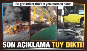 Bu görüntüler İBB'nin yeni normali oldu! CHP'ye göre suçlu AK Parti