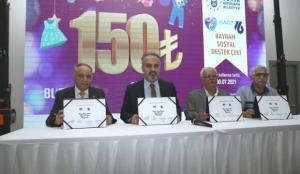 Bursa'da 15 bin çocuğa 150'şer liralık bayram çeki verilecek